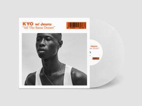 All the Same Dream - LP (Hvid Vinyl) / Kyo & Jeuru / 2018