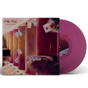 Bring Backs - LP (Lilla Semi-Gennemsigtig Vinyl) / Alfa Mist / 2021