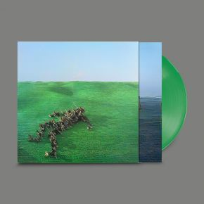 Bright Green Field - 2LP (Grøn Vinyl) / Squid / 2021