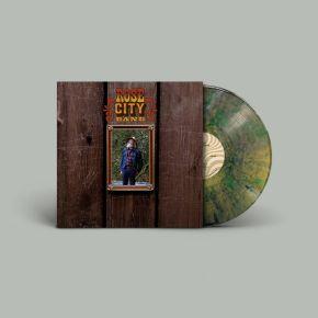 Earth Trip - LP (Skovgrøn Vinyl) / Rose City Band / 2021