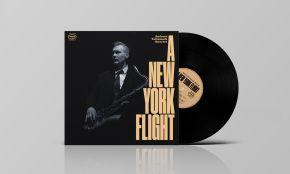 A New York Flight - LP  / Andreas Toftemark Quartet / 2021