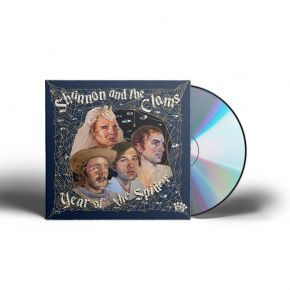 Year Of The Spider - CD / Shannon And The Clams / 2021
