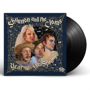 Year Of The Spider - LP / Shannon And The Clams / 2021