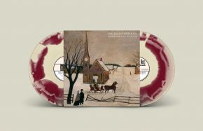 From Dreams To Dust - LP (Rød & Creme Vinyl) / Felice Brothers / 2021