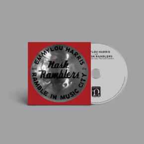 Ramble In Music City: The Lost Concert - CD / Emmylou Harris & The Nash Ramblers / 2021