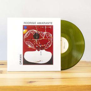 Drama - LP (Farvet vinyl) / Rodrigo Amarante / 2021