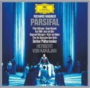 Wagner: Parsifal - 4CD / Richard Wagner | Herbert Von Karajan | Berliner Philharmoniker / 1981/2021