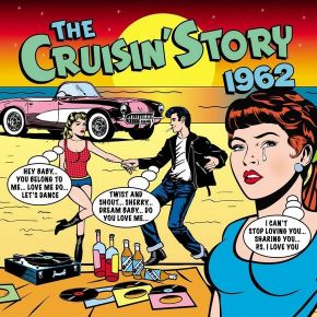 The Cruisin' Story 1962 - 2cd / Various Artists / 2011