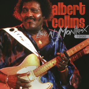 Live at Montreux 1992 - DVD / Albert Collins / 2008
