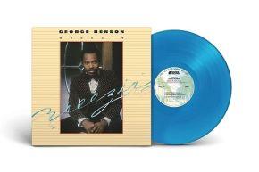 Breezin' - LP (Blå Vinyl) / George Benson / 1976/2021