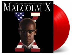 Malcolm X (Music From The Motion Picture Soundtrack) (Rød RSD 2019 Vinyl) / Various Artists / 1992/2019