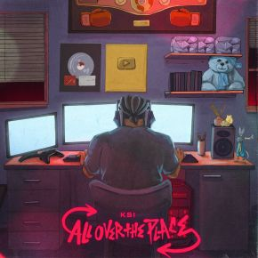 All Over The Place - CD / KSI / 2021