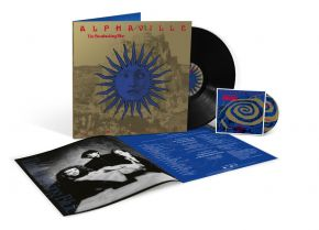 The Breathtaking Blue - LP+DVD / Alphaville / 1990 / 2021