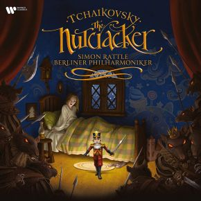 The Nutcracker - 2LP / Tchaikovsky | Simon Rattle | Berliner Philhamoniker / 2020