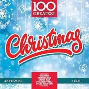 100 Greatest Christmas - 5CD / Various Artists / 2017