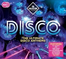 Disco: The Ultimate Anthems - 3CD / Various Artists / 2017