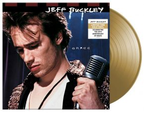 Grace - LP (Guldfarvet vinyl) / Jeff Buckley / 1994 / 2019