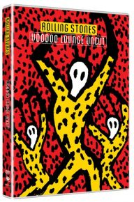 Voodoo Lounge Uncut - DVD / The Rolling Stones / 2018