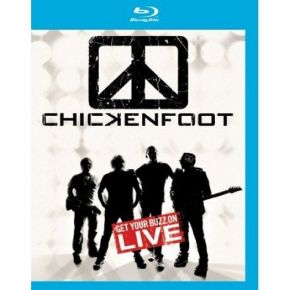 Get Your Buzz On Live - Blu-Ray / Chickenfoot / 2010