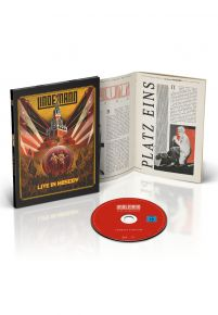 Live In Moscow - Blu-Ray / Lindemann / 2021