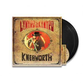 Live at Knebworth '76 - 2LP+DVD / Lynyrd Skynyrd / 2021
