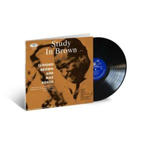 A Study in Brown - LP (Blue Note Tone Poet) / Clifford Brown & Max Roach / 1955 / 2021