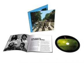 Abbey Road (50th Anniversary) - CD / The Beatles / 1969 / 2019