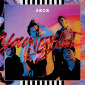 Youngblood - CD (Deluxe) / 5 Seconds Of Summer / 2018