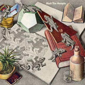 Mott The Hoople - LP / Mott The Hoople / 1969 / 2019