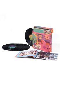 Woodstock — Back To The Garden - 5LP (Bokssæt) / Various Artists / 2019