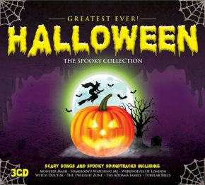 Greatest Ever Halloween - 3CD / Various Artists / 2014