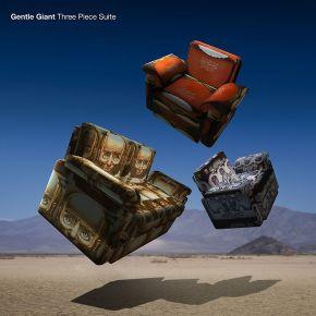 Three Piece Suite (Steven Wilson Mix) - CD+Blu-Ray (Deluxe) / Gentle Giant / 2017