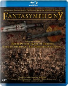 Fantasymphony - BluRay / The Danish National Symphony Orchestra | Christian Schumann / 2020