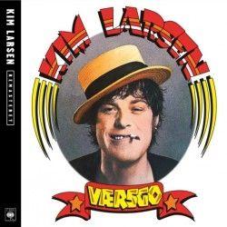 Værsgo - CD / Kim Larsen / 1973 / 2018