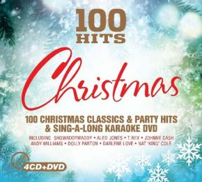 100 Hits: Christmas - 4CD+DVD / Various Artists / 2015