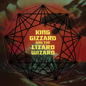 Nonagon Infinity - LP (LRSD 2020 Farvet Vinyl) / King Gizzard & The Lizard Wizard / 2016 / 2020