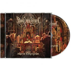 Imperial Congregation - CD / Blood Red Throne / 2021