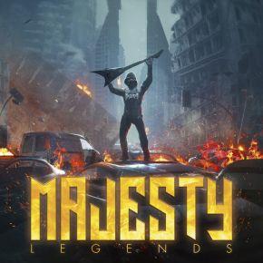 Legends - LP / Majesty  / 2019