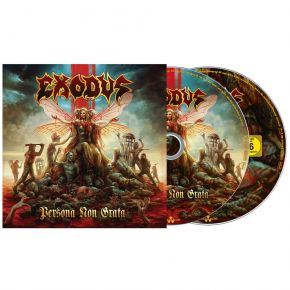 Persona Non Grata - CD+Blu-Ray / Exodus / 2021