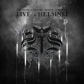 20 Years of Gloom, Beauty And Despair - Live In Helsinki - 2CD + DVD / Swallow The Sun  / 2021