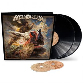 Helloween - 2CD+2LP (Earbook Limited Edition) / Helloween / 2021