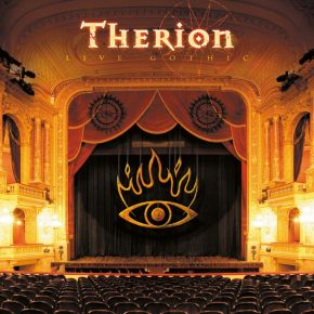 Live Gothic - 2CD + DVD / Therion / 2008