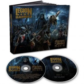 Slaves Of The Shadow Realm - CD + DVD / Legion Of The Damned  / 2019