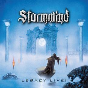 Legacy Live - LP (RSD 2021 Klar Vinyl) / Stormwind / 2021