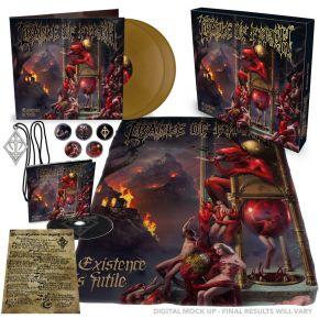 Existence Is Futile - 2LP+CD (Boxset) / Cradle Of Filth / 2021