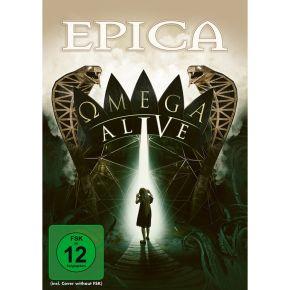 Omega Alive - 2DVD / Epica / 2021