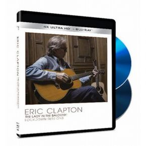 Lady In The Balcony: Lockdown Sessions - 4K UHD+BD / Eric Clapton / 2021