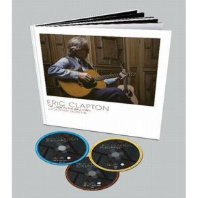 Lady In The Balcony: Lockdown Sessions - DVD+BD+CD (Deluxe Book) / Eric Clapton / 2021