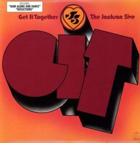 Get It Together - LP / Jackson 5 (Jacksons) / 2009