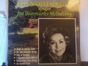 Ellen Gottschalch Synger Fra Danmarks Melodibog - LP / Ellen GottSchalch / 1981